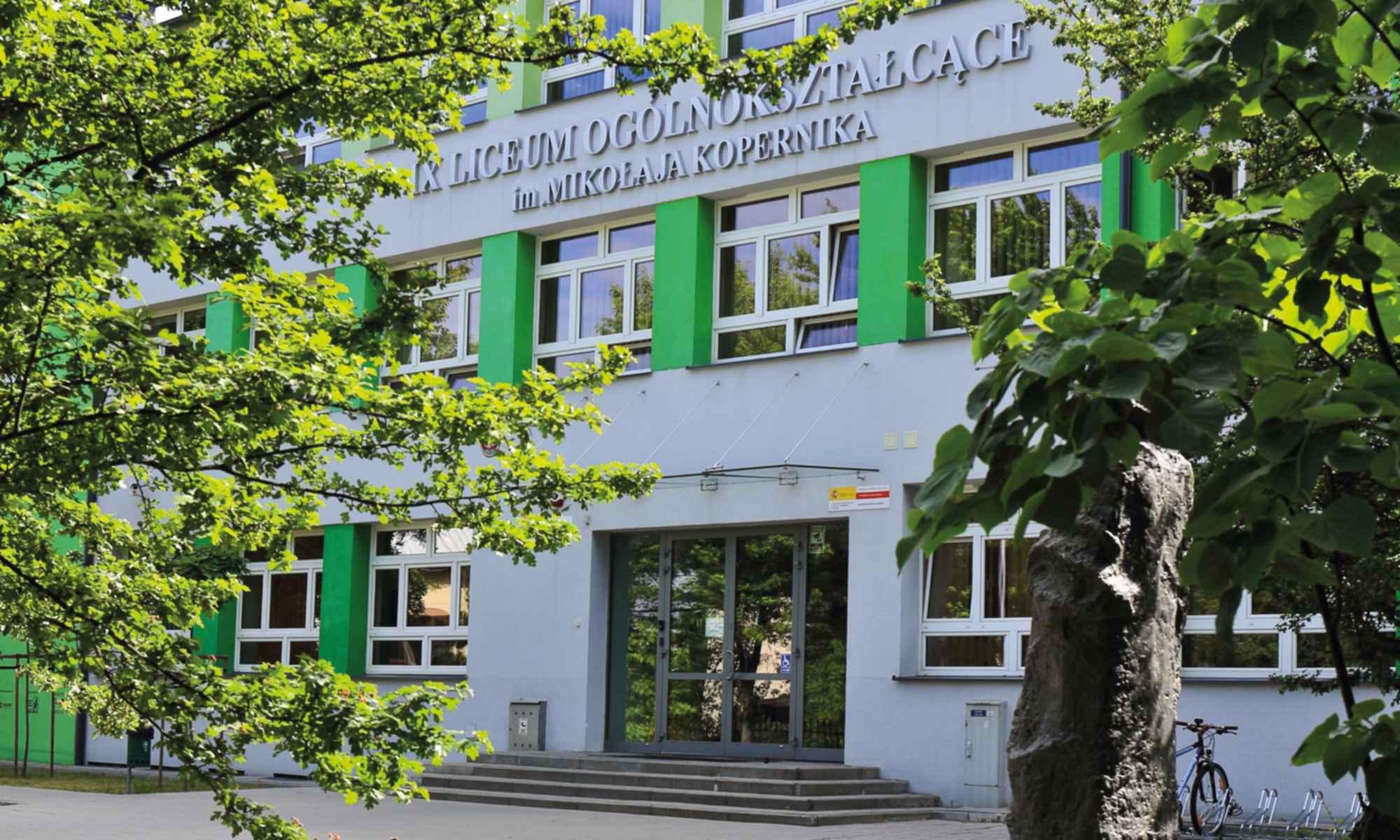 IX Liceum Ogólnokształcące